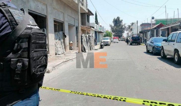 Motorist is shot dead in Uruapan, Michoacán