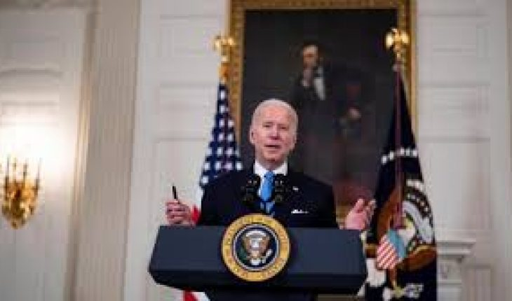 Neanderthal remove use of water cover, biden says