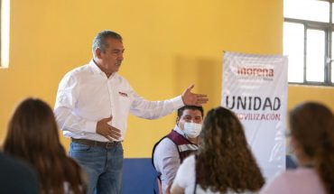 Nearly 80% demand change of government in Michoacán: Raúl Morón