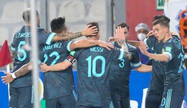 No Qualifiers, Argentina closes close to closing a friendly with Ecuador