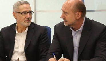 Omar Perotti dismissed Marcelo Sain as Santa Fe Security Minister