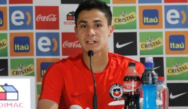 """Pablo Galdames: """"Chile has shown that it is a competitive team and that is the line we have to follow"""""""