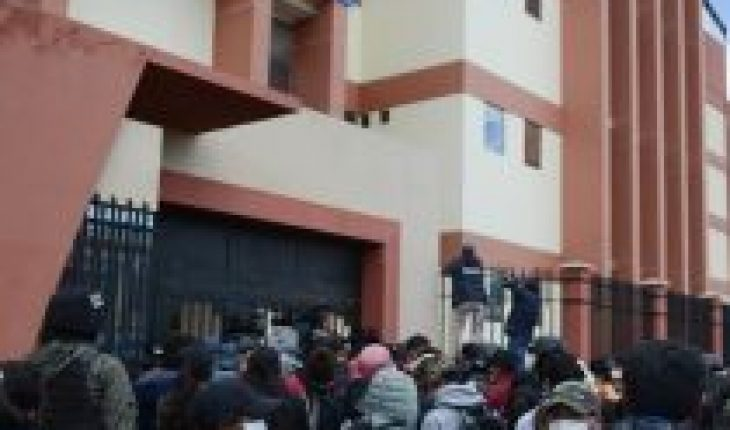 Parents call for justice after tragedy at University of Bolivia