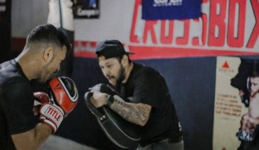 """Paul """"Gallito"""" Salcido enlists to get in the ring"""