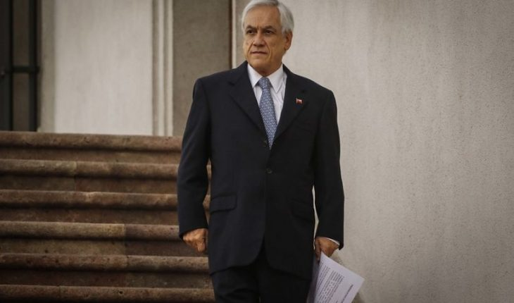 Piñera conmemored three years of government and announced a new bonus for the middle class of up to $600,000