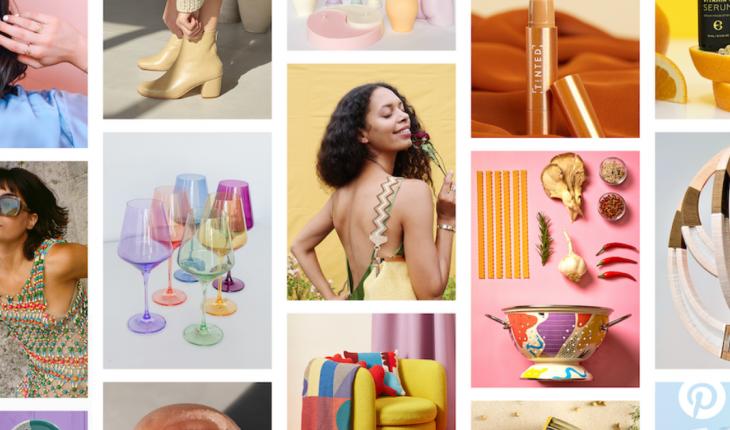 Pinterest celebrates International Women's Day