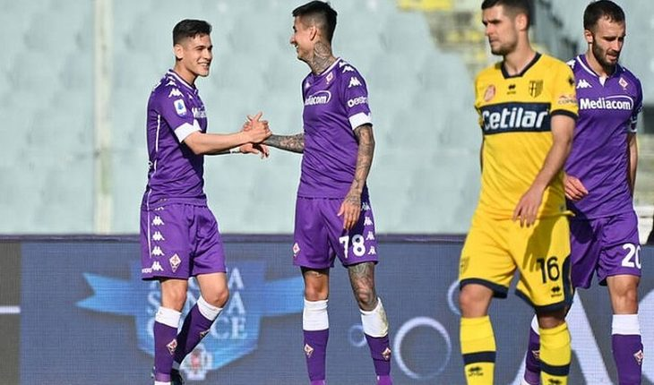Pulgar performed well in Fiorentina's beating of visit against Benevento