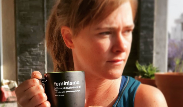 Record Diary fires columnist who called Marion Reimers 'feminazi'
