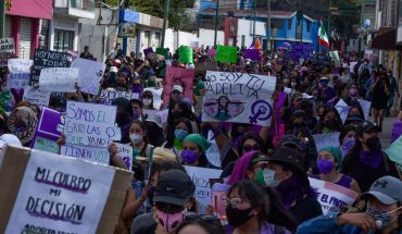 Released the 9 people detained in Aguascalientes after march 8M