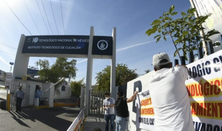 Report work harassment and diversion of Tec de Culiacán resources