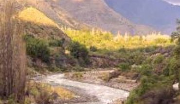 Research reveals urgency to restore Maipo River basin due to industrial saturation