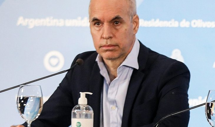 """Rodríguez Larreta, after Losardo's departure: """"I'm worried there won't be a minister"""""""