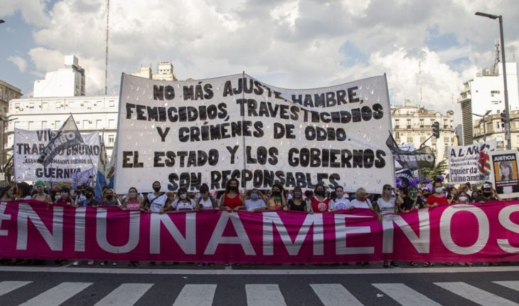 Since the beginning of quarantine, there have been 279 femicides