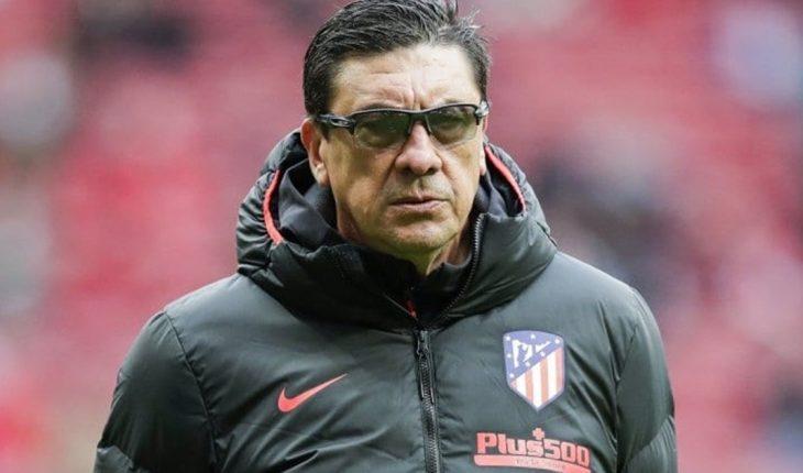 "The ""Mono"" Burgos is Newell's new coach"