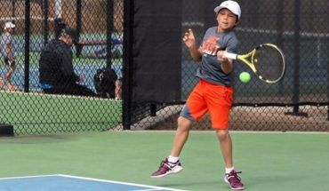 Theodor Davidov, the child tennis prodigy who can change the sport