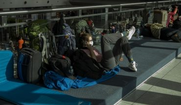 They discourage trips abroad after massive contagion on a graduate journey