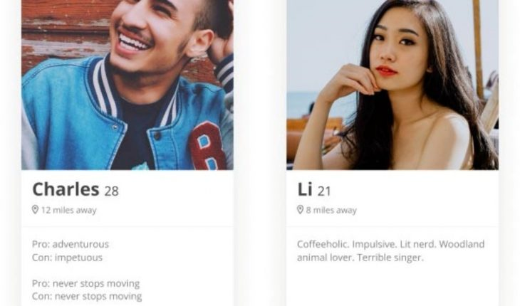 Tinder will allow you to check users' criminal records