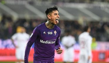 [VIDEO] Erick Pulgar scored free-kick goal in Fiorentina's loss to AC Milan