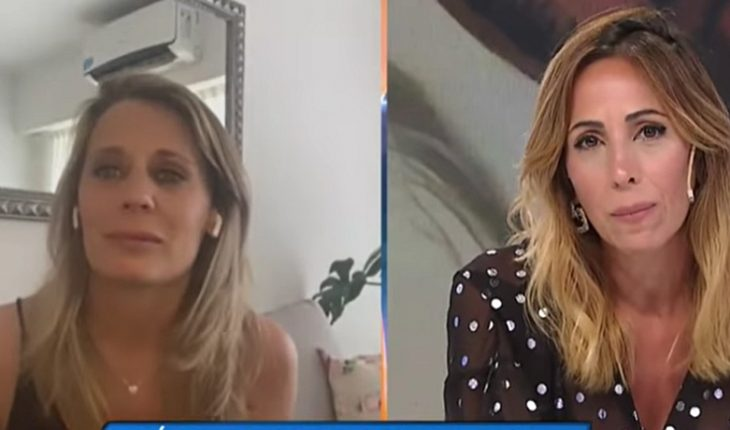 """[VIDEO] """"Sometimes things don't happen"""": Rocío Marengo broke down live after being consulted by motherhood"""