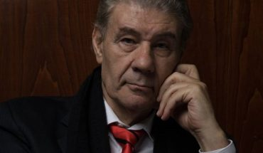 Victor Hugo Morales is interned for bilateral pneumonia