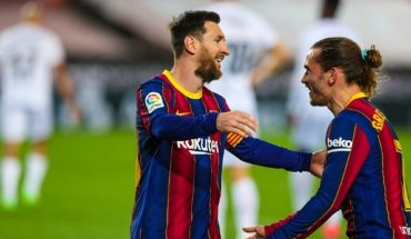 With Messi's double, Barcelona beat Huesca and approaches the top