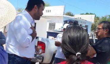 ¿Fue correcto que vecinos de El Jitzámuri corrieran al candidato de Morena César Guerrero?