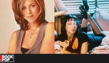 ¿Por qué no quiso? Jennifer Aniston rechazó actuar en 'Pulp Fiction' de Quentin Tarantino — Rock&Pop