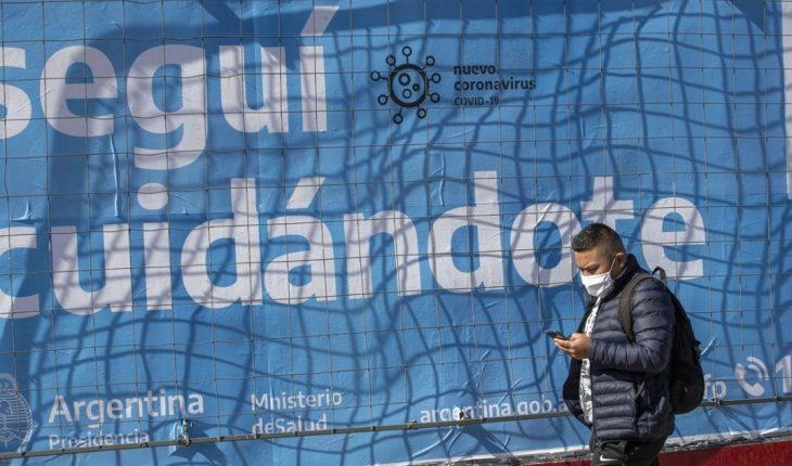 537 muertes por coronavirus, la cifra más alta desde el inicio de la pandemia