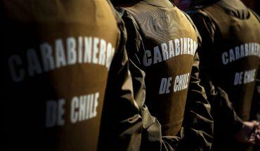 67 detenidos dejó una fiesta clandestina en Quinta Normal
