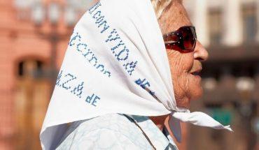 """A sus 95 años, murió Mercedes """"Porota"""" Colás, vicepresidenta de Madres de Plaza de Mayo"""