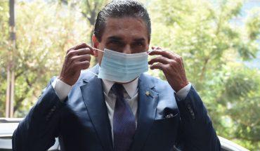 AMLO justifica altercado de Aureoles con manifestante en Aguililla, Michoacán
