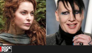 Actriz de Game Of Thrones demanda a Marilyn Manson por violación y trata de personas — Rock&Pop