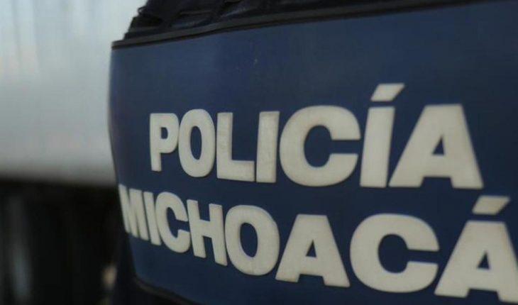 Acusan abuso policial de SSP en Morelia contra anciano