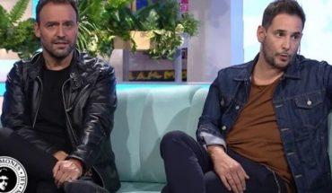 Adrián Pallares y Rodrigo Lussinch contaron que actores les quisieron pegar