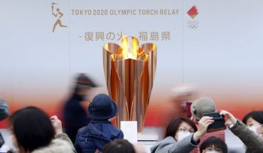 """Alto cargo del partido gobernante de Japón dijo que aplazar los Juegos Olímpicos es """"una opción"""""""