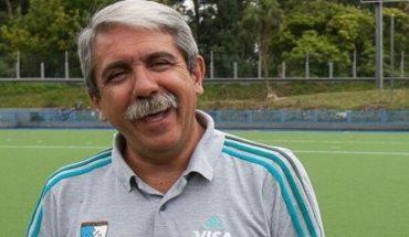 Aníbal Fernández asumió la presidencia de la Confederación Argentina de Hockey