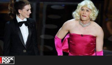 Anne Hathaway y su desastrosa noche con James Franco en los Oscar