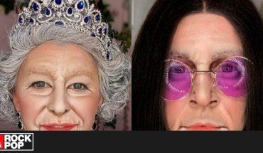Artista se transforma en celebridades sólo con maquillaje — Rock&Pop