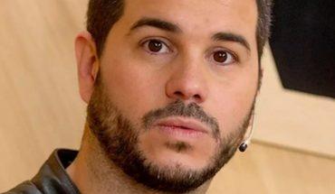Asaltaron en su domicilio a Nicolás Magaldi y pidió ayuda a través de la red social