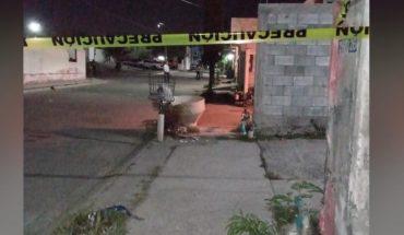 Asesinan a una mujer en frente de sus hijos en Nuevo León