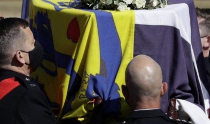 Así fue el funeral de Felipe de Edimburgo