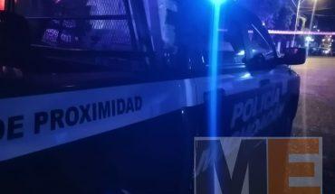 Atentado a balazos en bar de Uruapan deja un muerto y una herida; hay 4 detenidos
