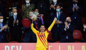 Barcelona venció al Athletic de Bilbao y se consagró campeón de la Copa del Rey