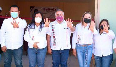 Belinda, perfil triunfador de la 4T para diputada por Puruándiro: Torres Piña