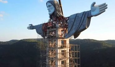 Brasil tendrá un Cristo Redentor más grande en una ciudad inhóspita