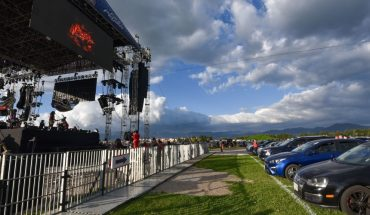 CDMX sigue en semáforo naranja, pero se autorizan los auto conciertos