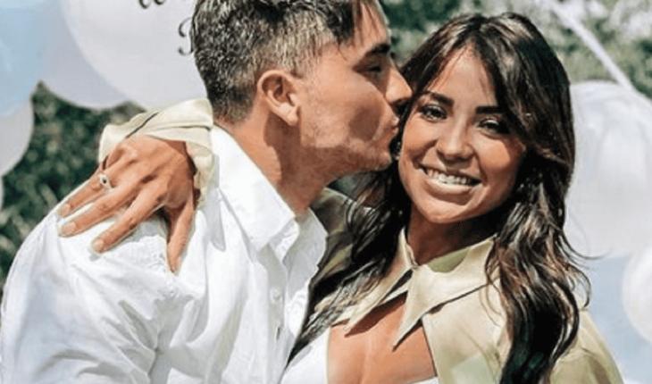 Christian Estrada y Ferka serán padres de un niño