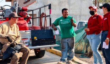 Churintzio necesita servicios públicos de calidad: Alejandra Pimentel
