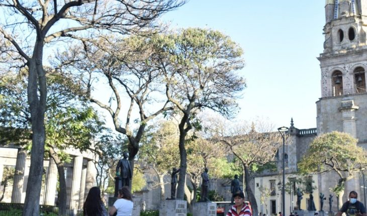 Clima en Guadalajara, Jalisco, para hoy 13 de abril del 2021