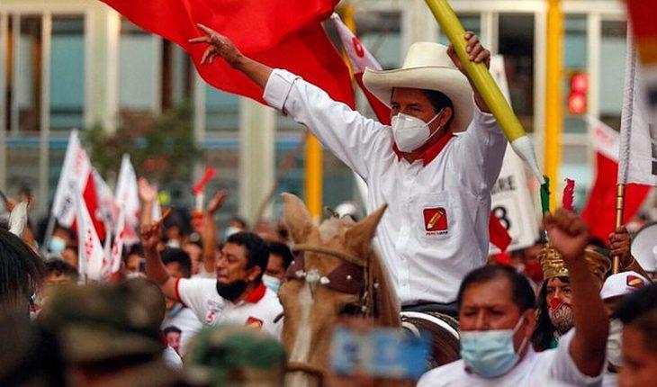 Con Castillo a la cabeza De Soto, Fujimori y Lescano estarían en un empate técnico en Perú